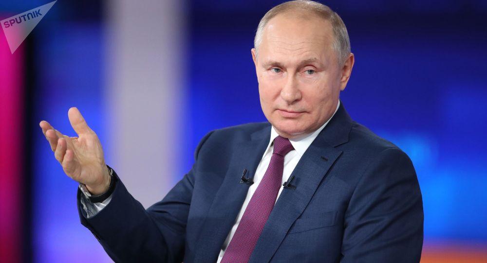 پوتین: ۸ کشور مانع پیمان منع جامع آزمایش هستهای هستند