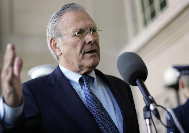 وزیر دفاع سابق آمریکا در ۸۸ سالگی درگذشت