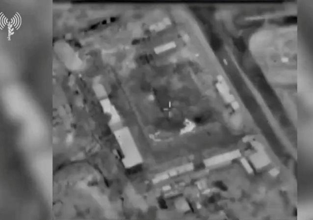 حمله هوایی دوباره ارتش اسرائیل به تاسیسات متعلق به حماس در غزه