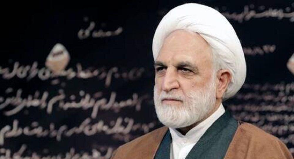غلامحسین محسنی اژهای، رئیس قوه قضائیه ایران