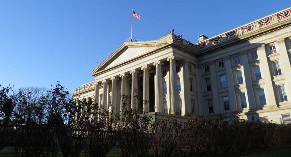 هشدار وزارت خزانه داری آمریکا درباره خطر رکود در کشور