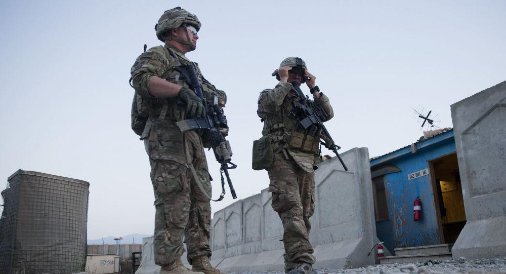 تهیه طرح تخلیه سفارت آمریکا در کابل