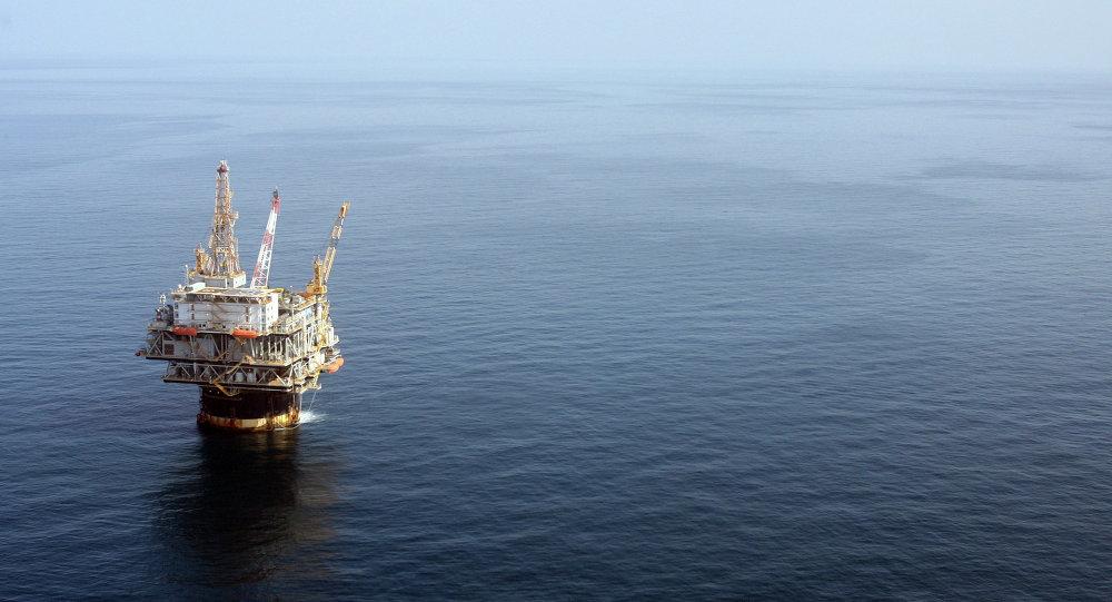 آتش سوزی در زیر آبهای خلیج مکزیک خاموش شد + فیلم