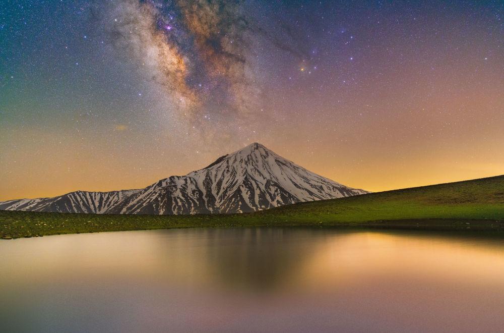 جان و روان کهکشان عکاس، مسعود قدیری از ایران