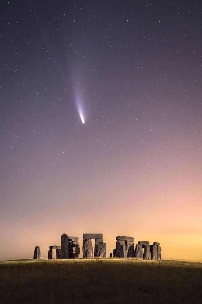جان و روان کهکشان عکاس، جیمز راشفورث از بریتانیا