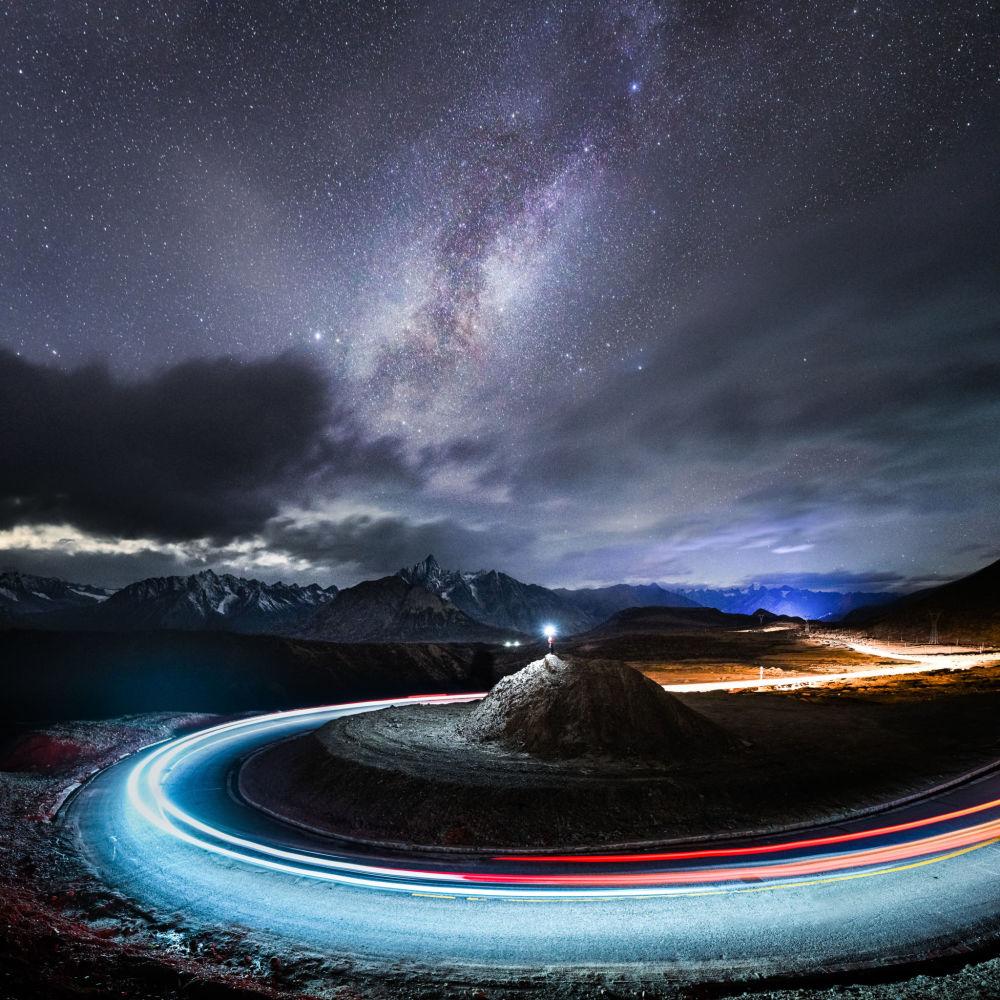 جان و روان کهکشان عکاس، یانگ سوتی از چین