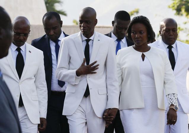 رئیس جمهور هائیتی کشته شد
