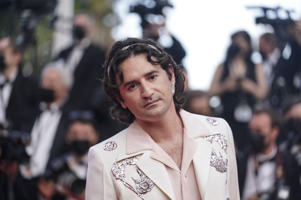 هنرپیشه نیکولیا موری مراسم افتتاحیه ۷۴مین فستیوال فیلم کن