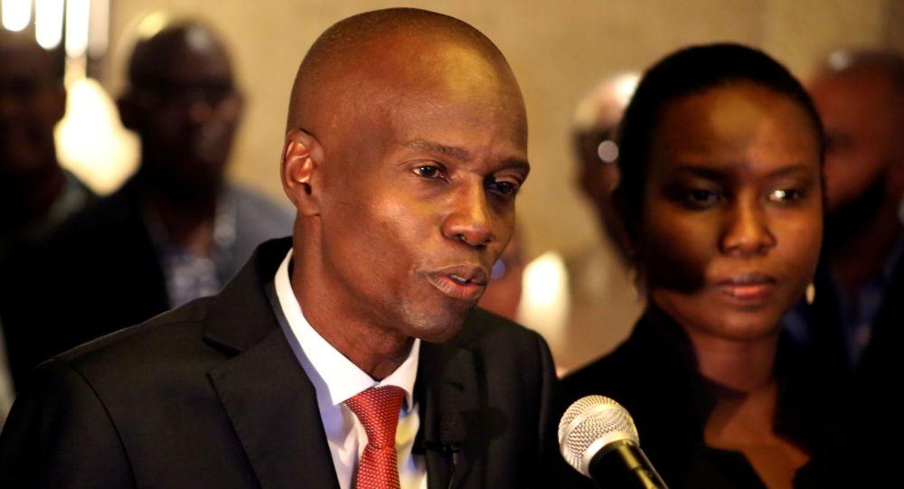ویدئوی لحظه حمله به رئیس جمهور هائیتی منتشر شد