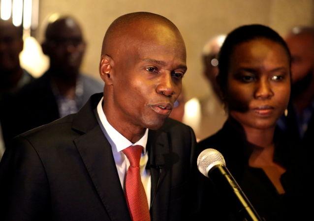 ترور رئیس جمهور هائیتی