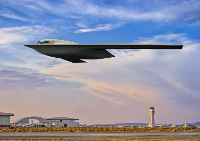 نیروی هوایی آمریکا جالب ترین هواپیمای جهان را نشان داد