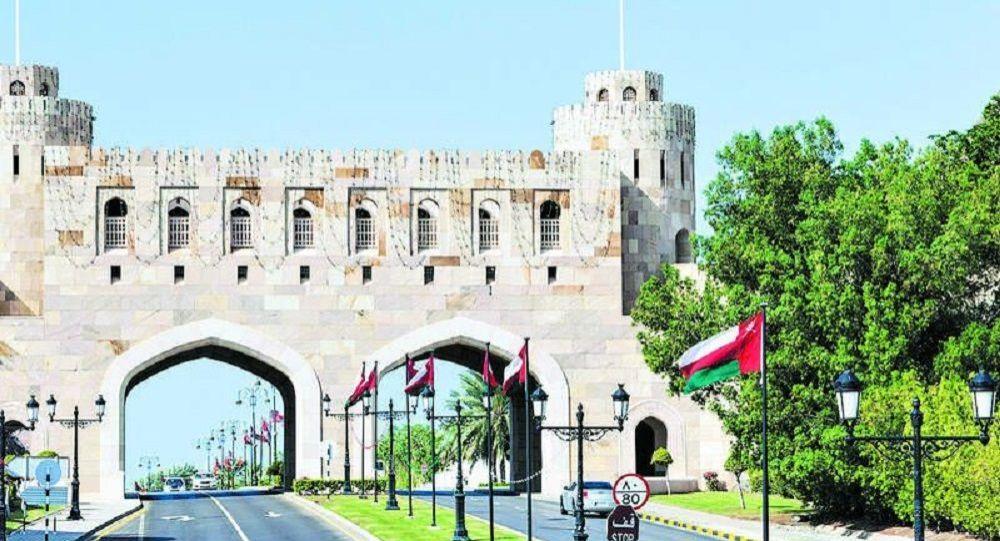 شهر مسقط، پایتخت عمان
