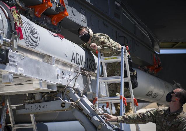 آمریکا کلاهک برای موشکی را آزمایش کرد که می تواند طی 20 دقیقه به مسکو برسد