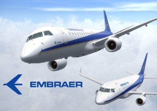 هواپیمای مسافربری برزیلی Embraer