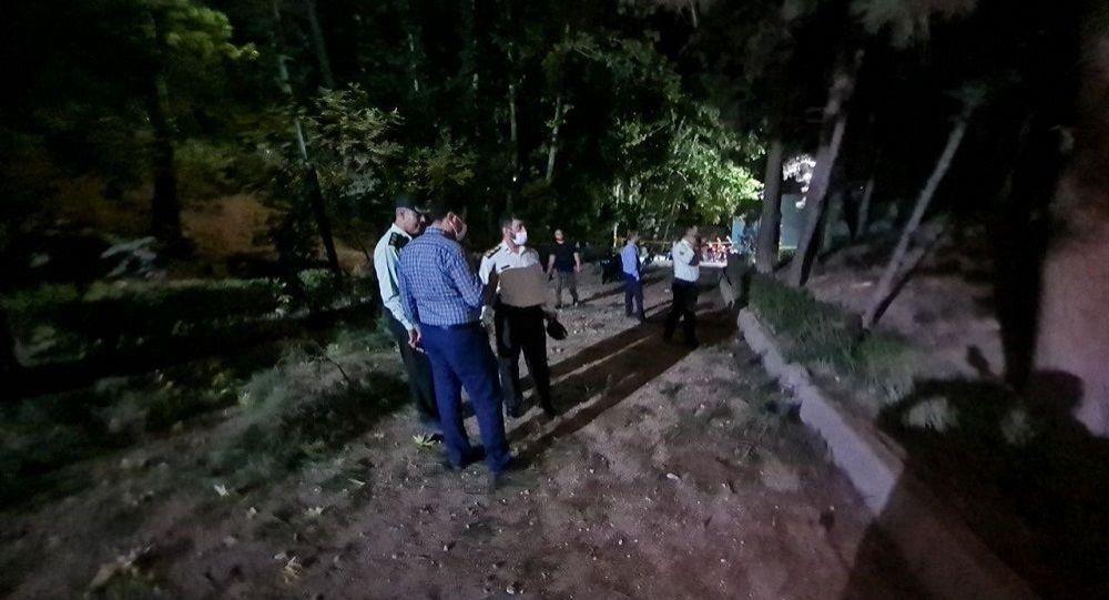 انفجار در پارک ملت
