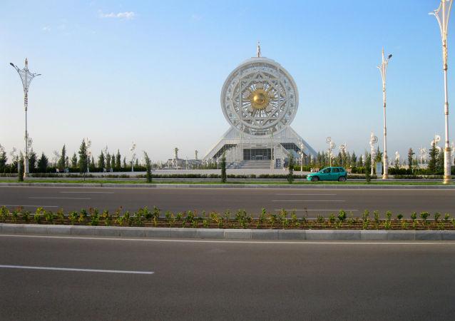 مذاکرات سری بین مقامات ترکمنستان و طالبان