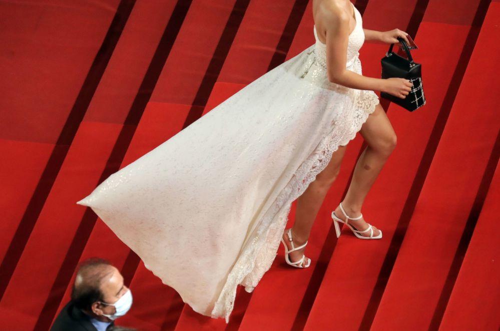فرش قرمز ۷۴ مین فستیوال فیلم کن
