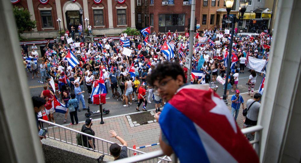 کاخ سفید فشارها بر کوبا را افزایش داده است