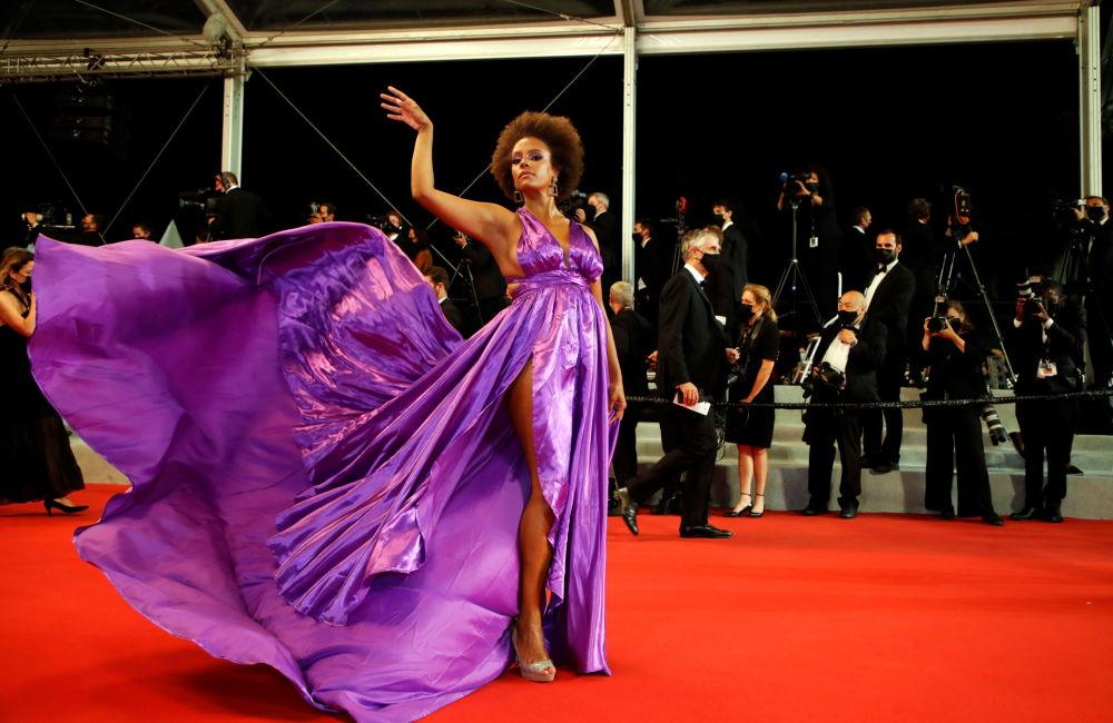 مهمان فرش قرمز فستیوال فیلم کن