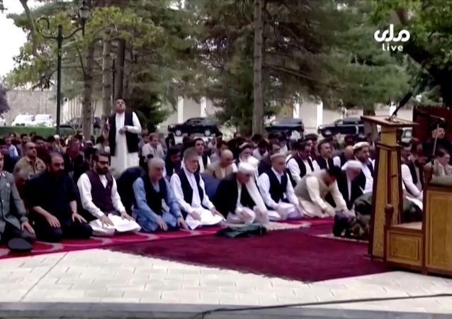 داعش مسئولیت حمله موشکی به کاخ ریاست جمهوری افغانستان را به عهده گرفت