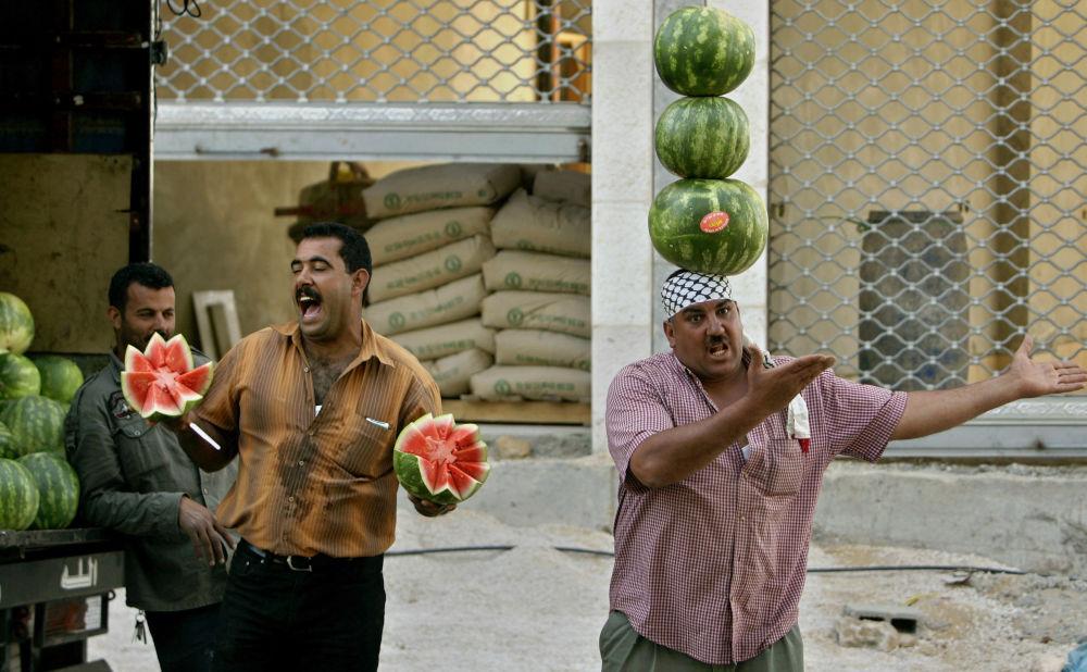 روز جهانی هندوانه رام الله