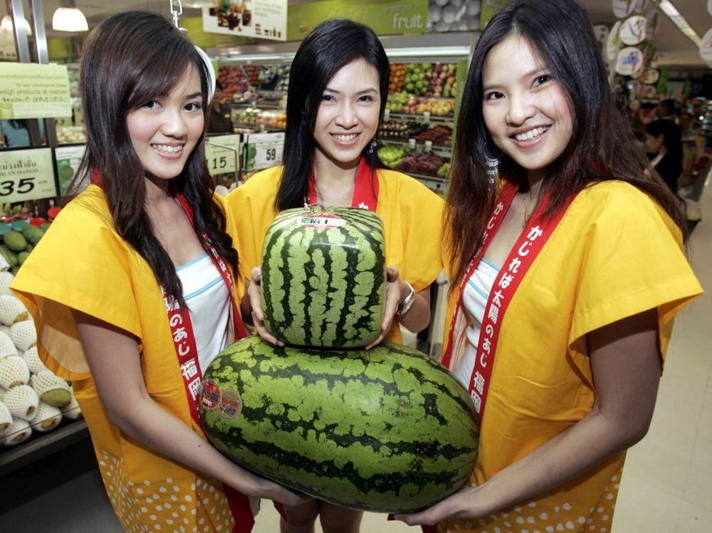 روز جهانی هندوانه بانکوک