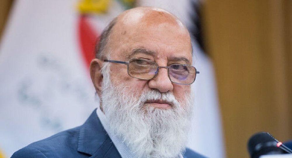 چمران: تا زمان انتخاب رسمی شهردار تهران، حناچی به کار خود ادامه می دهد