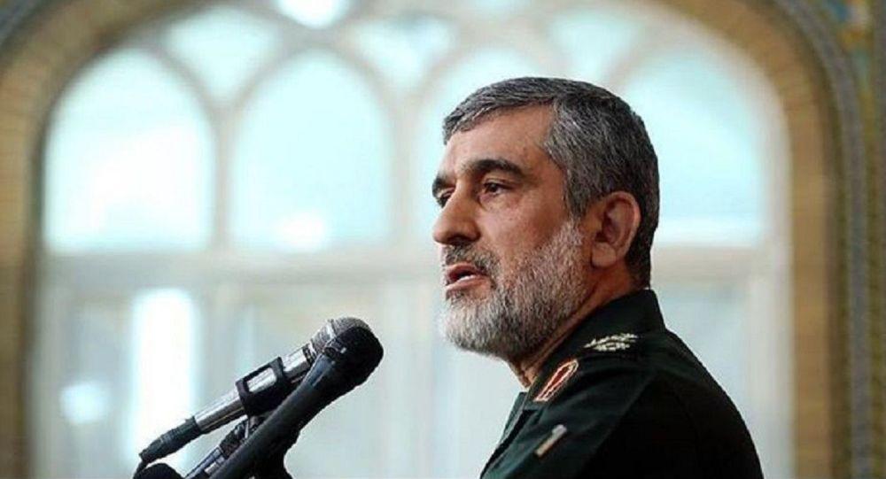 سردار حاجی زاده: دشمن به هر اقدامی دست زد تا ما رشد و پیشرفت نکنیم