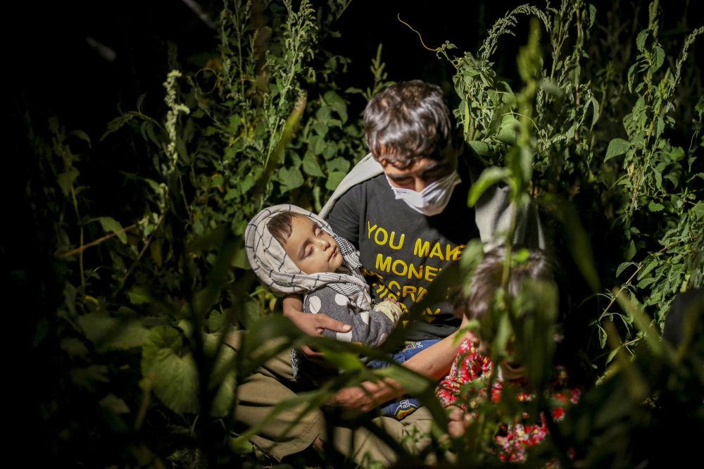 مهاجران افغانستانی در تاتوان ترکیه