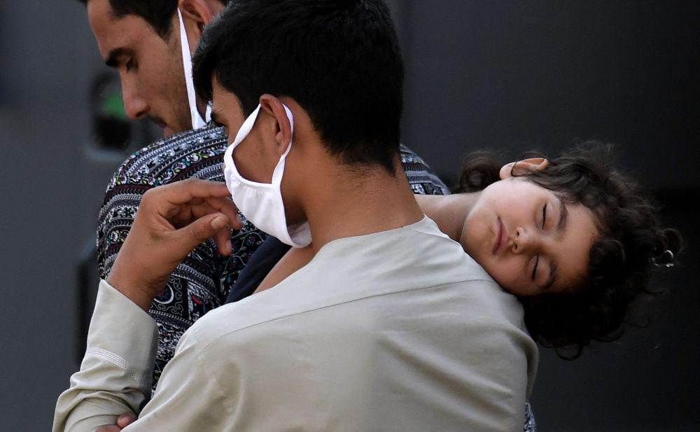 ورود پناهجویان افغانی به کشورهای جهان ایالت ویرجینیا