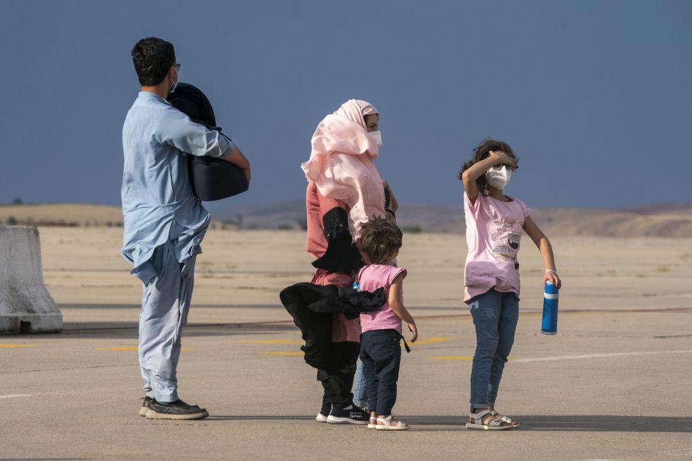 ورود پناهجویان افغانی به کشورهای جهان اسپانیا