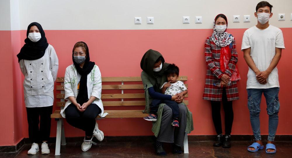 دختربچه  نه ماهه خارج شده از افغانستان، در آمریکا جان سپرد