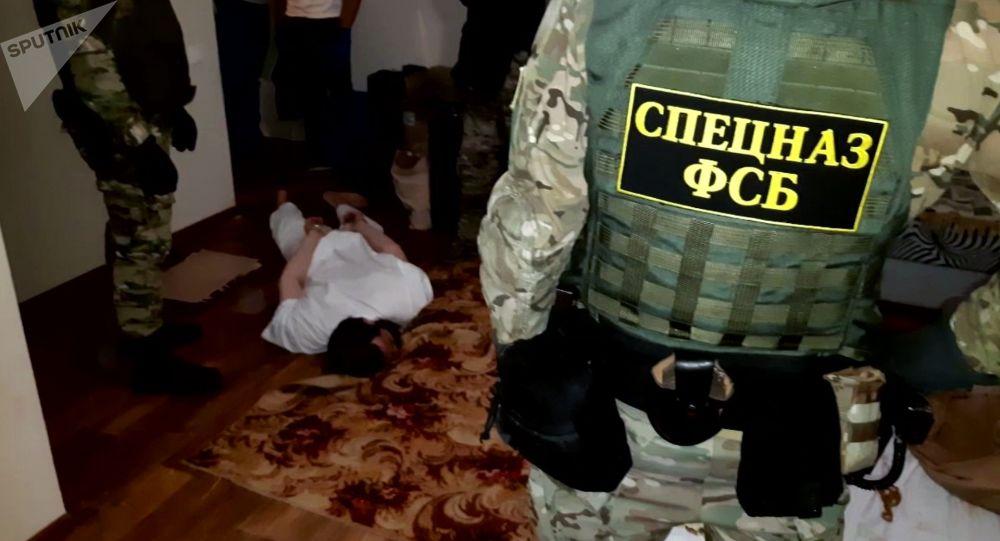 خنثی سازی گروهک تروریستی توسط سرویس اطلاعاتی روسیه