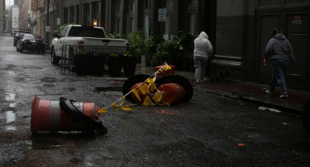 اعلام وضعیت فوق العاده در ایالت نیویورک به دلیل احتمال وقوع سیل