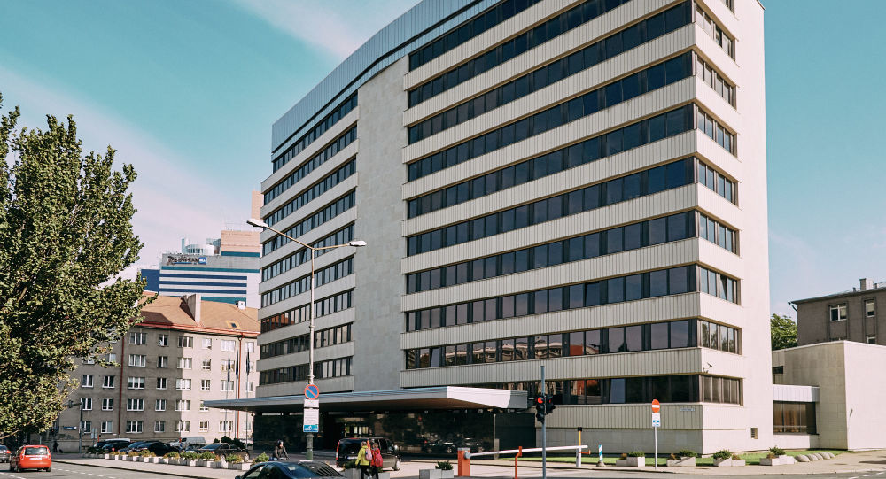 وزارت خارجه استونی