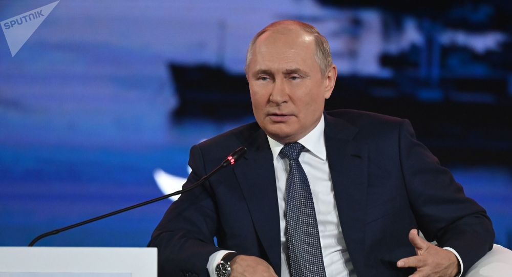 پوتین دلیل افزایش قیمت گاز در اروپا را اعلام کرد