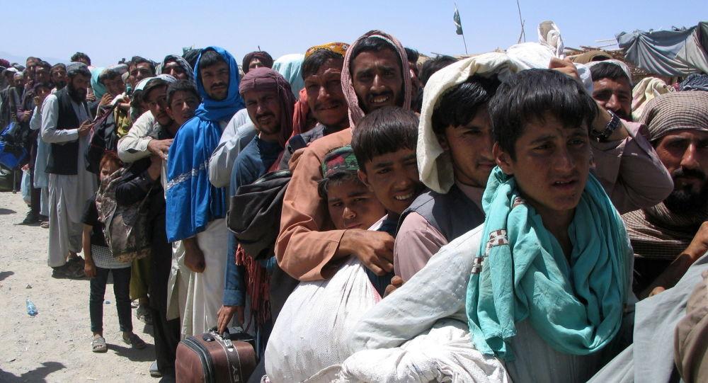 حمله پناهجویان افغان به یک نظامی زن آمریکایی در پایگاهی در ایالات متحده