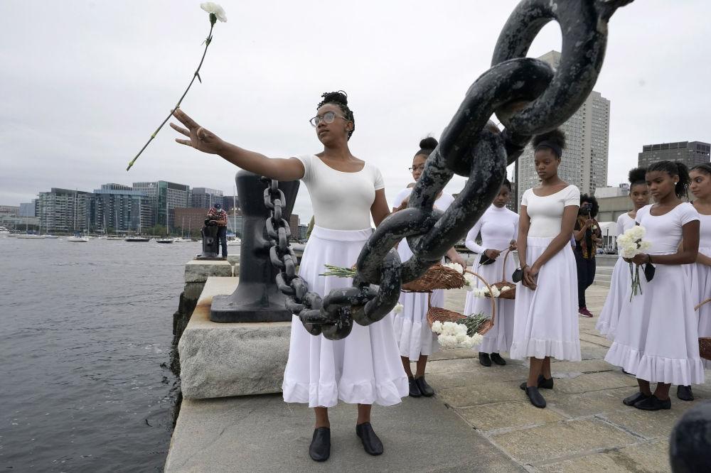 رویدادهای هفته به روایت تصویر اعضای گروه رقص «ایمانی» در بوستون