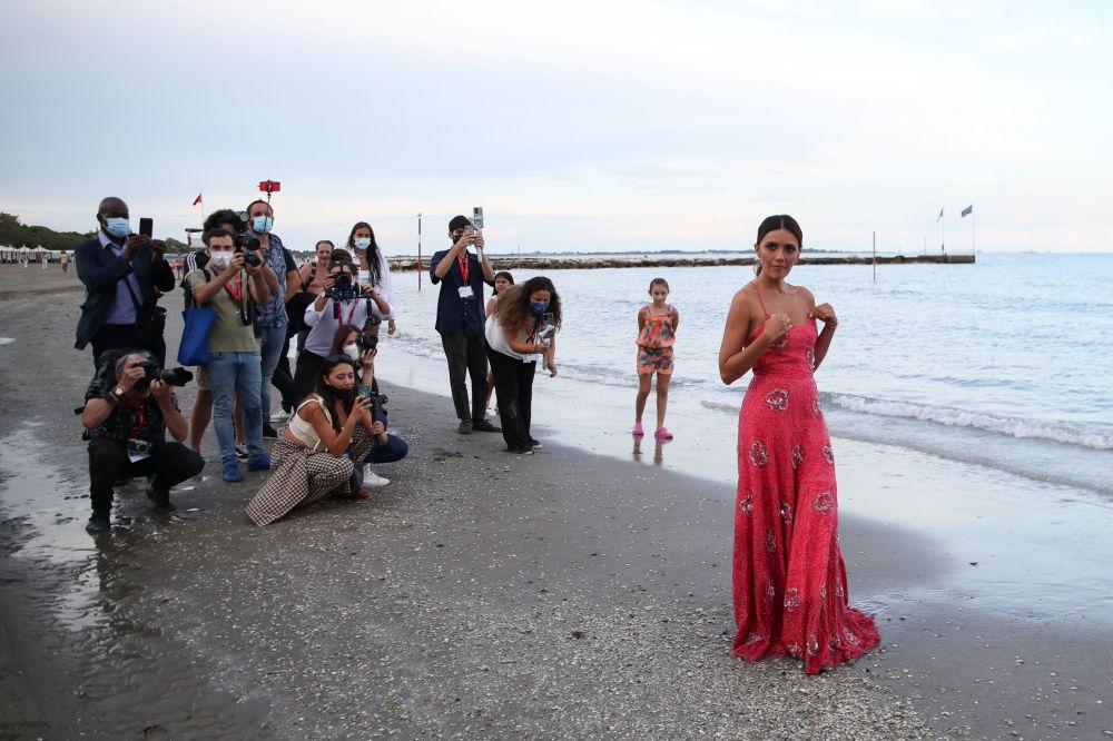 رویدادهای هفته به روایت تصویر هنرپیشه سرنا روسی در ایتالیا