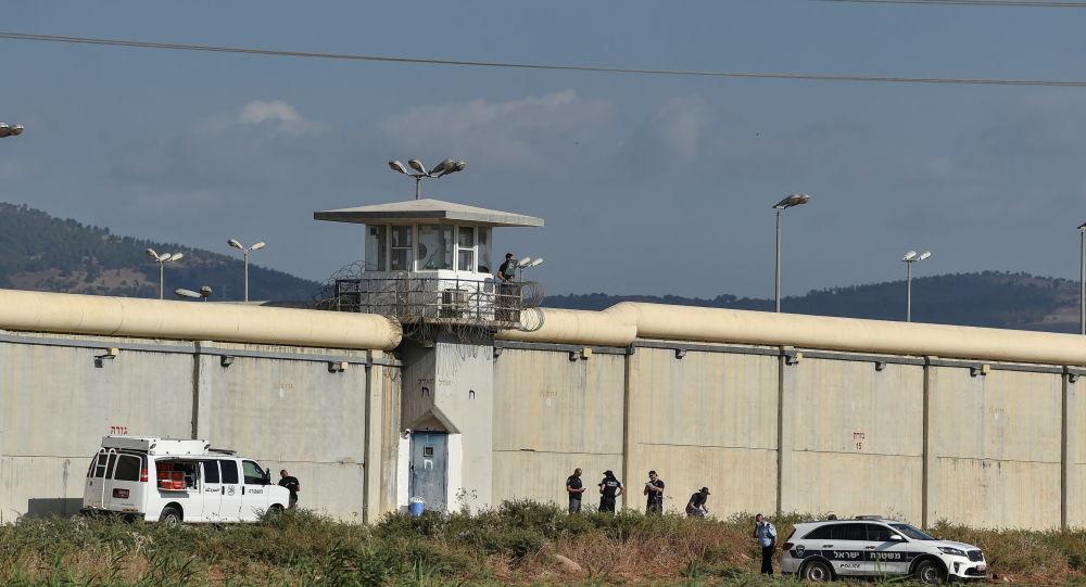وضعیت قرمز در زندان النقب اسرائیل
