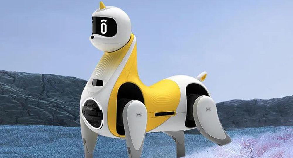 اسب رباتیک چینی به بازار می آید