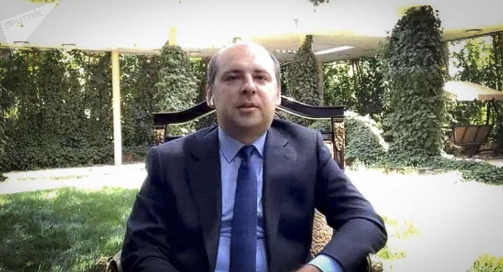 دیمیتری ژیرنوف سفیر روسیه در افغانستان