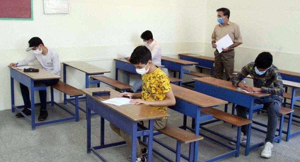 مدرسه در ایران