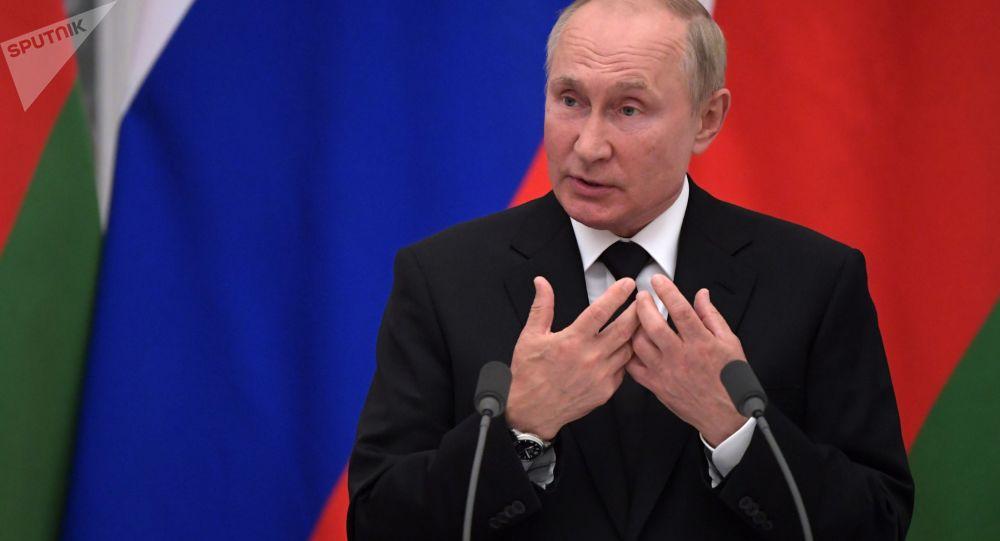 رئیس جمهور روسیه 69 ساله شد