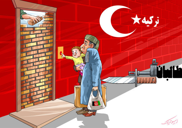 افزایش طول دیواری که ترکیه در مرز با ایران می سازد