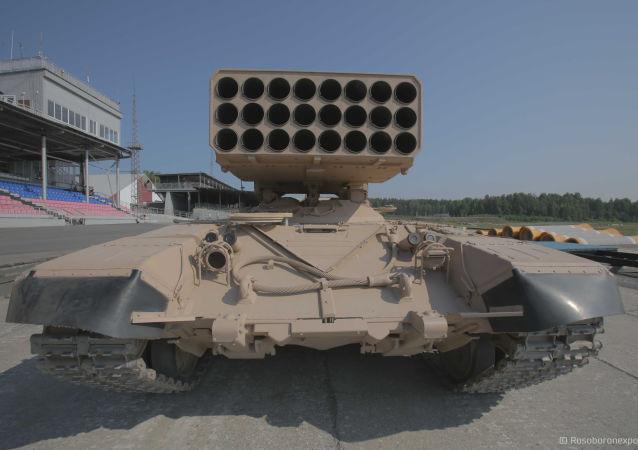 مطلب نشنال اینترست در مورد یک سلاح روسی قادر به ایجاد موج آتش