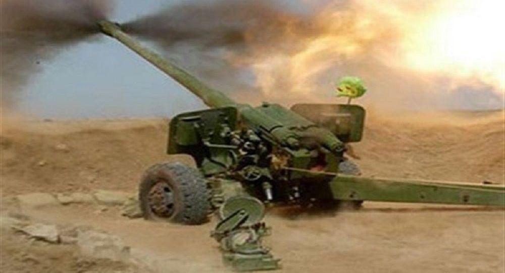 انهدام چهار پایگاه گروههای مخالف جمهوری اسلامی در شمال عراق توسط سپاه