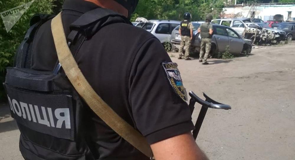 سوء قصد به جان مشاور رئیس جمهور اوکراین + عکس