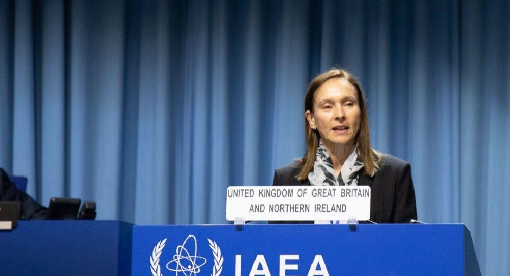 کورین کیتسل، سفیر انگلیس نزد سازمانهای بین المللی مستقر در وین