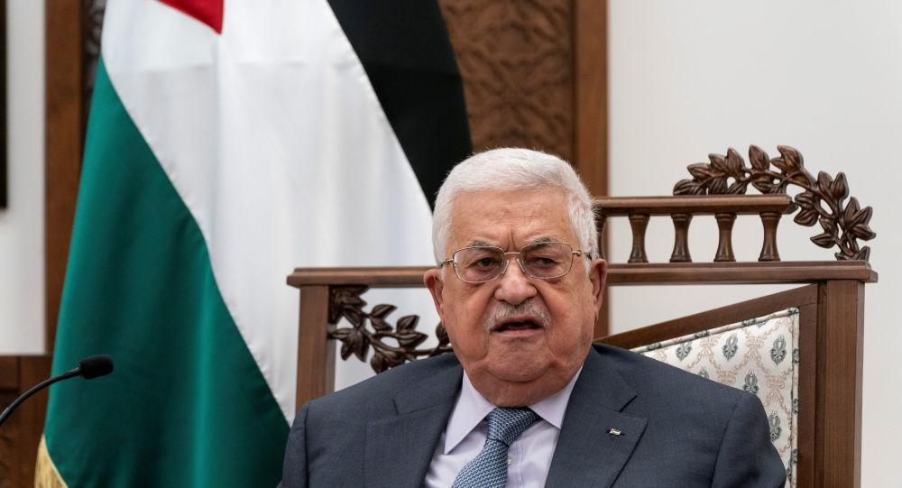محمود عباس، رئیس تشکیلات خودگردان فلسطین
